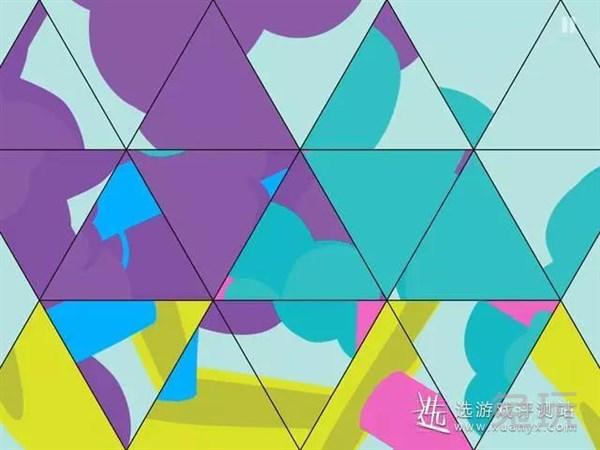 儿童三角正方圆形拼图