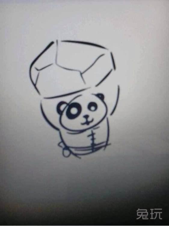 dota2英雄简笔画系列 几笔勾出你喜欢的英雄(13)-dota2英雄涂鸦 快