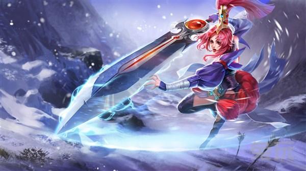 2·花木兰-剑舞者