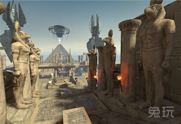 逆战新图狂沙圣殿 逆战巨兽塔防狂沙圣殿详解
