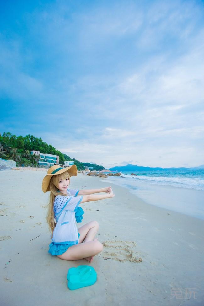 和小鸟一起去海边吧!(16)