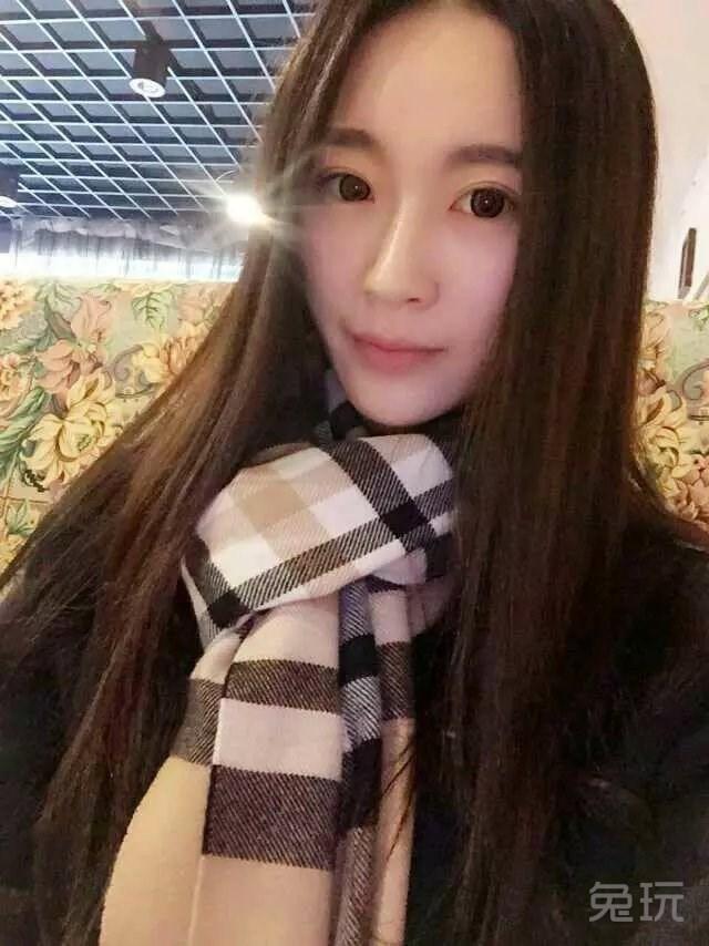 dnf玩家自爆生活照:素颜眼镜萌娘美美哒~(4)