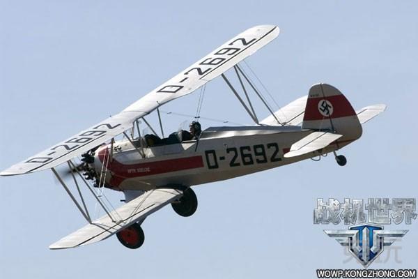 12岁起开始做飞机模型,16岁开始飞滑翔机,1932年,加兰特从兴登堡高中