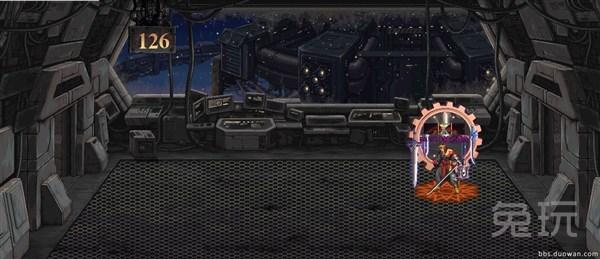 玩家自制dnf绝望之塔第126层