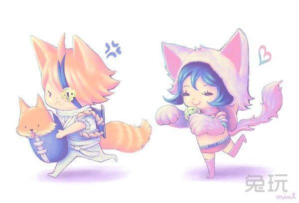 搞趣网:虚荣萌萌哒塔卡猫女图片 我想要就是小狐狸