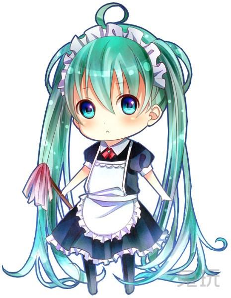 二次元杂图大头美女福利图片感觉萌萌哒!(9)