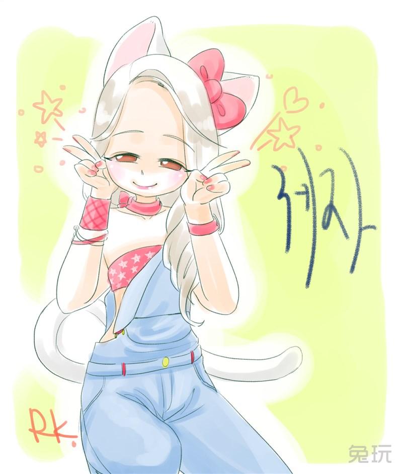 萌萌的手绘图(6)