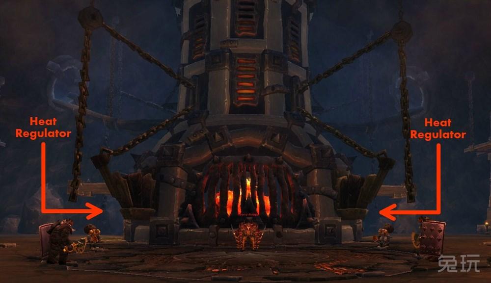 魔兽世界6.0黑石铸造厂3号爆裂 ...
