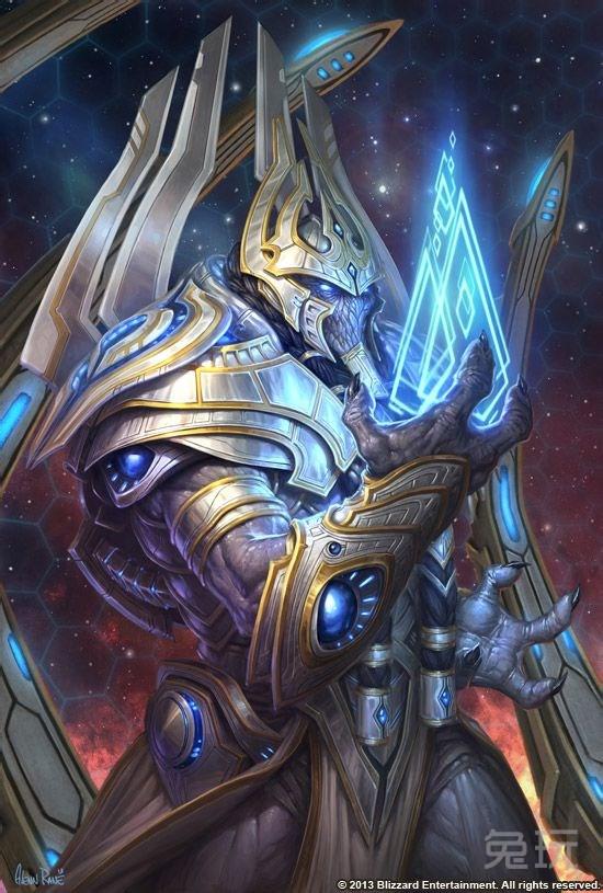 """星灵(Protoss)是一种独特的种族,他们的社会也很独特。他们的母星叫艾尔。星灵的社会分为三个阶层:执法官阶层、圣堂武士阶层和卡莱阶层。执法官阶层的仲裁议会负责裁决发生在星灵世界中的事情;圣堂武士作为战士,则负责与敌人战斗;信徒(卡莱),则是工匠以及科学家,以及其他平民。星灵社会被维系在一种称为""""卡拉""""的宗教体系之下,几乎每个星灵都有自己的神经束,就是我们在风暴里面看到的塔萨达长长的辫子一样的东西,星灵借助神经束将自己接入卡拉的精神网络。几乎每个星灵都有,除了早先被放逐的夏"""