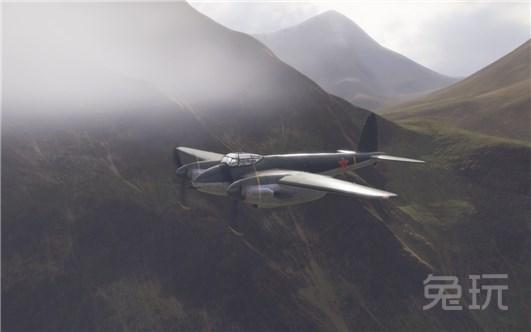 战机世界c系重型战斗机蚊式fb
