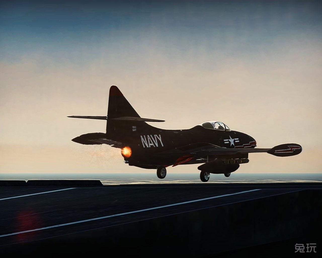 战争雷霆精美壁纸 二战飞机重出江湖(8)