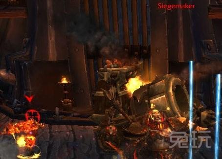 魔兽世界6.0黑石铸造厂关底boss黑手攻略