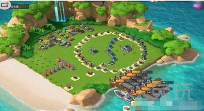 雷达使用技巧分享 海岛奇兵雷达攻略