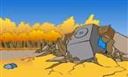 爆笑风暴系列动画EP.6 矿坑底下的热血团战