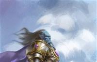 魔兽绘画:纪念那些逝去的英雄 玛尔拉德