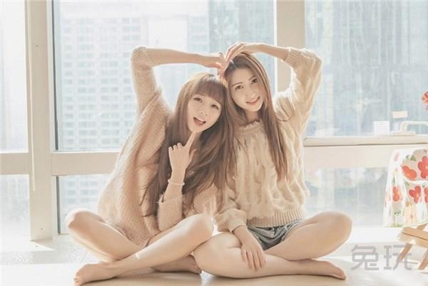 清纯可爱美女生活照 闺蜜是最好的陪伴(3)