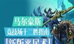马尔豪斯JJC12胜竞技场:新版平民盗贼12胜
