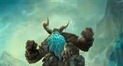 炉石玩家自创思路卡组 冰霜巨人冲锋宇宙战