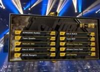 PSS联赛S2晋级赛第二轮总积分KDR占据榜首