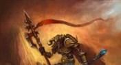 魔兽绘画:战斗吧!亡灵男战士