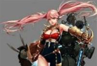 韩服新职业DNF混沌骑士和精灵骑士刷图能力对比