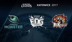 IEM世界赛公布八支队伍 EDG战队确认出席