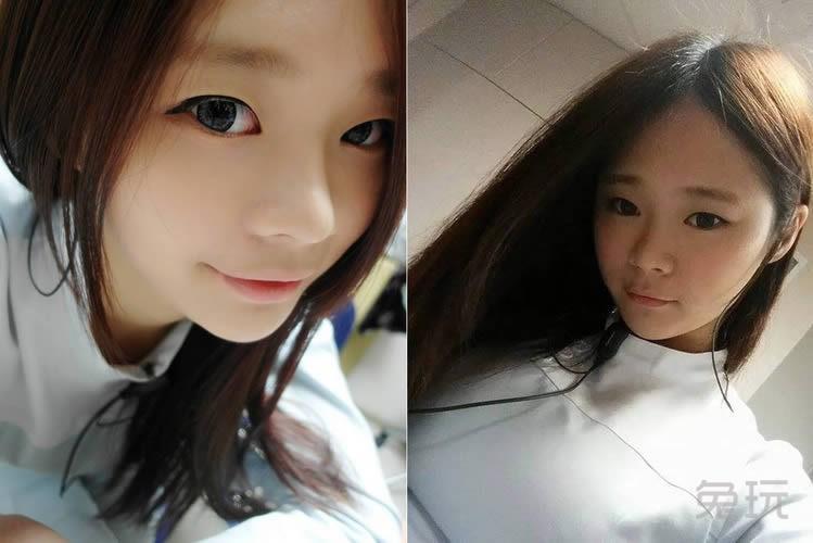 """19岁美女玩家""""床照""""曝光 网友:太不小心了(6)"""
