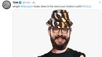 英雄联盟LV联名款公布 TSM爆笑恶搞自家选手