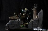 玩家软陶作品:亡灵炼金术士的实验坊