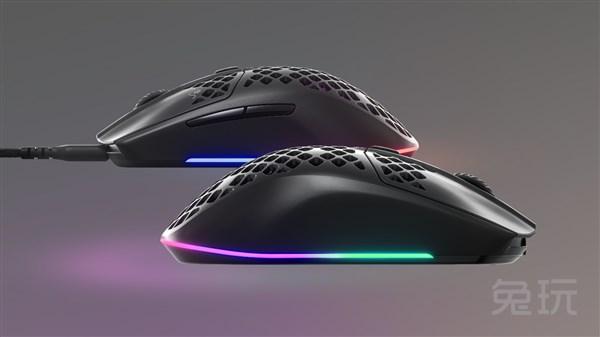 《【煜星娱乐登录地址】仅重57克!赛睿发布Aerox 3、Aerox 3 Wireless两款超轻量化鼠标》