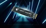 技嘉AORUS Gen4 7000s SSD PCIe 4.0 NVMe固态硬盘极速上市