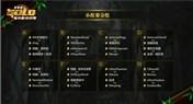 黄金超级联赛夏季赛 小组赛程日期时间公布