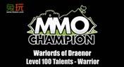德拉诺之王战士100级天赋视频展示