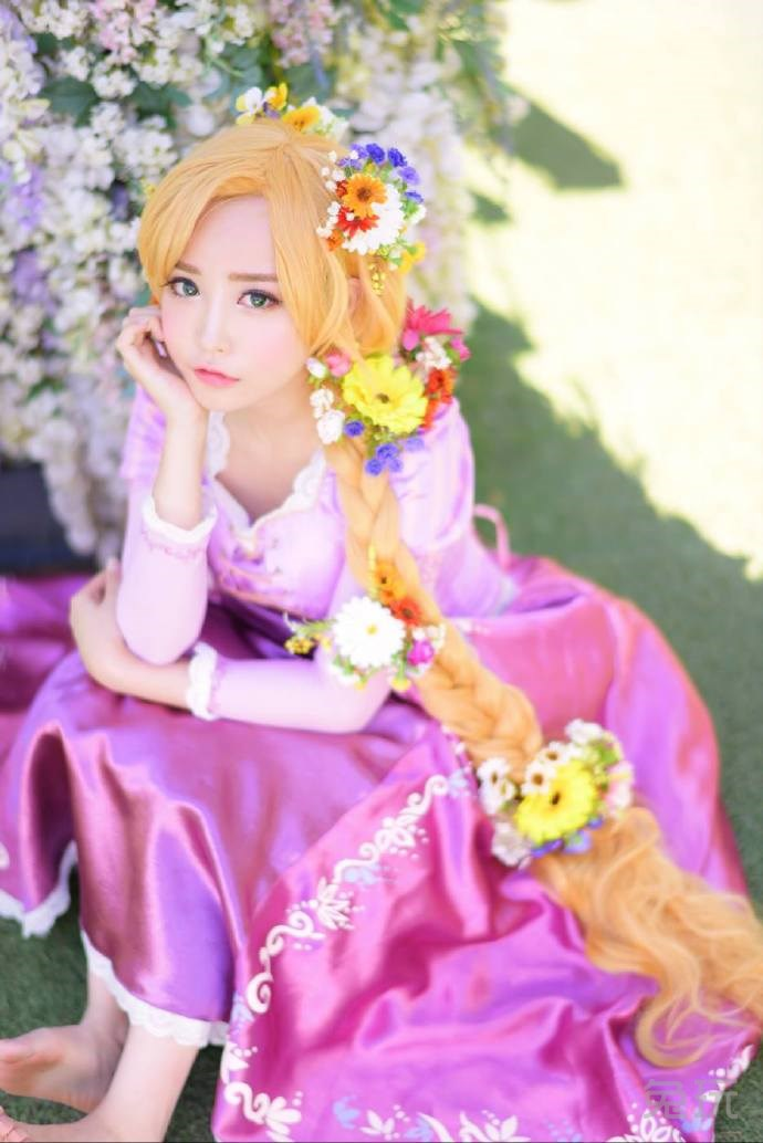 【cos】长发公主(3)