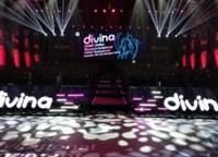 DIVINA国际女子邀请赛双排表演赛冠军采访