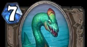 中立普通随从臃肿的蛇颈龙 鱼龙混杂的世界