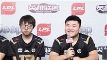 RNG赛后采访 Uzi:害怕自己稳不住会死很多
