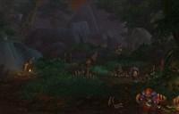 魔兽6.2塔纳安新声望及奖励介绍:刃牙追猎者