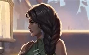 新英雄莎弥拉的故事:危险又迷人的传说