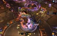 魔兽世界6.0悬槌堡史诗元首惩戒骑视角