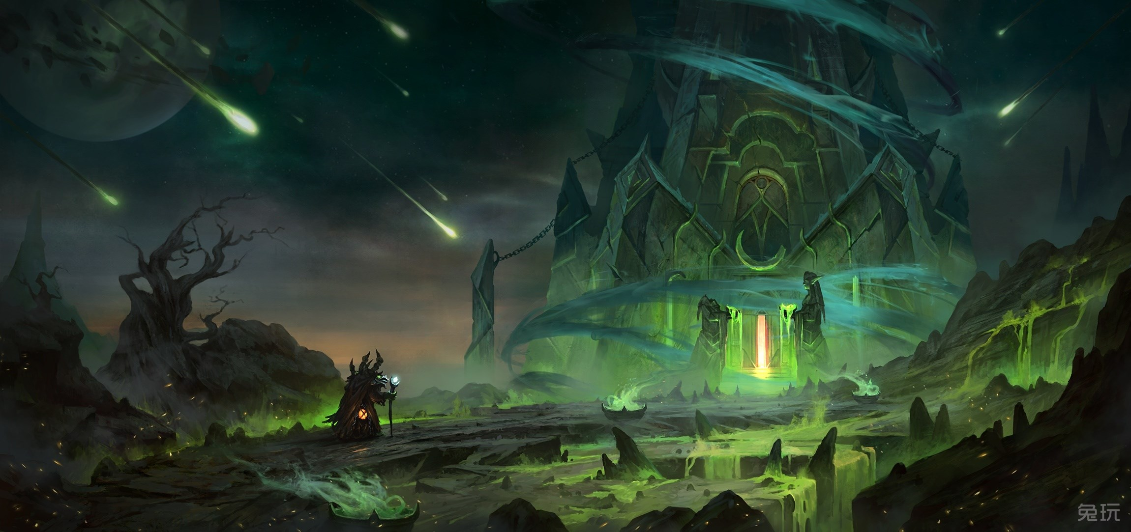 Tomb Of Sargeras Wallpaper Wow