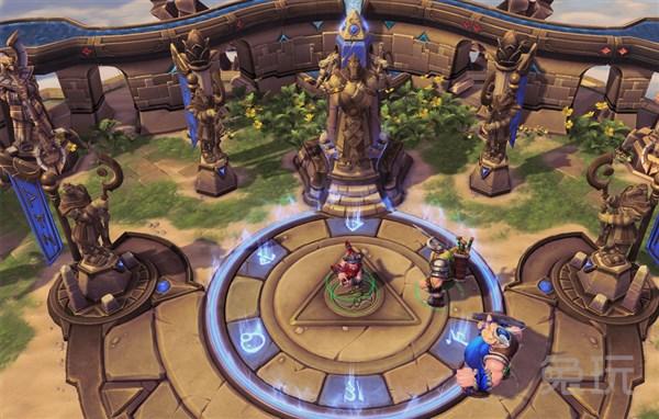 5.神殿(地图机制)