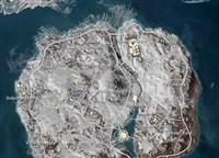 水域更少陆地更多 雪地图Vikendi细节曝光