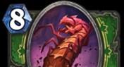 巨型沙虫狂野怒火可以用吗?炉石传说巨型沙虫