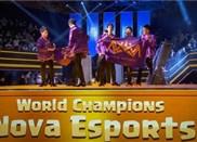 皇室战争CRL冠军战队NOVA赛后采访:冠军早该属于中国