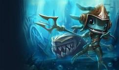 LOLS6符能回声小鱼人 小鱼人打野出装顺序S6