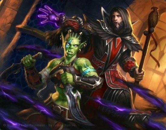 传奇半兽人!玩家漫谈兽人女刺客迦罗娜
