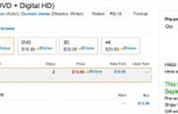 魔兽电影蓝光DVD预售:无删影片全场246分钟