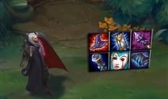 剑魔乌鸦输出能力测试 六神装满技能对拼