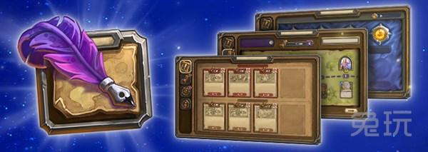 《【煜星注册登录】《炉石传说》迎来全新模式,新扩展包也已开启预购 金秋十月,《炉石传说》迎来了凤凰年最》